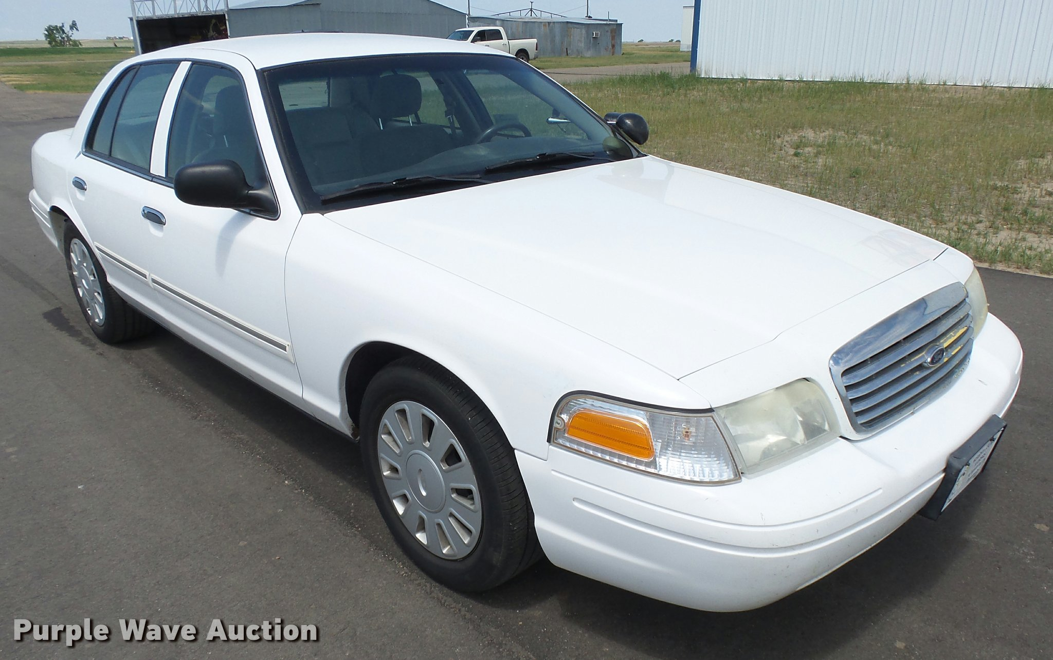 Db2616 image for item db2616 2009 ford crown victoria police interceptor