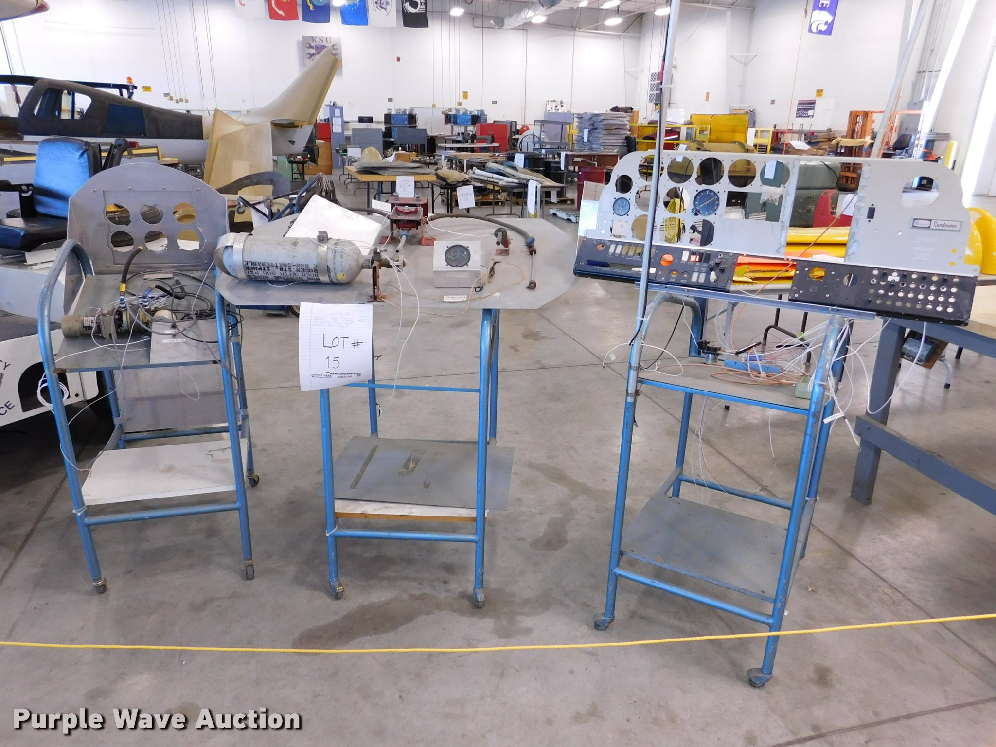 Aviation parts and equipment | Item DE9795 | SOLD! July 11 G