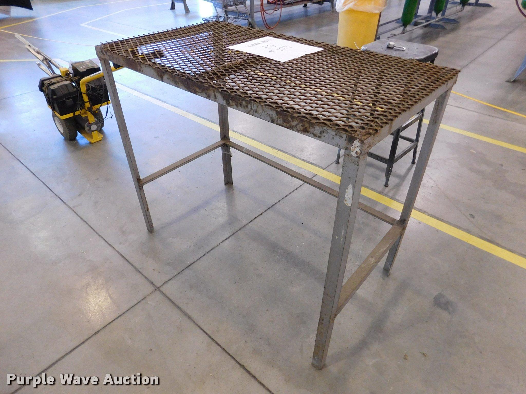 Welding table Item DE9848