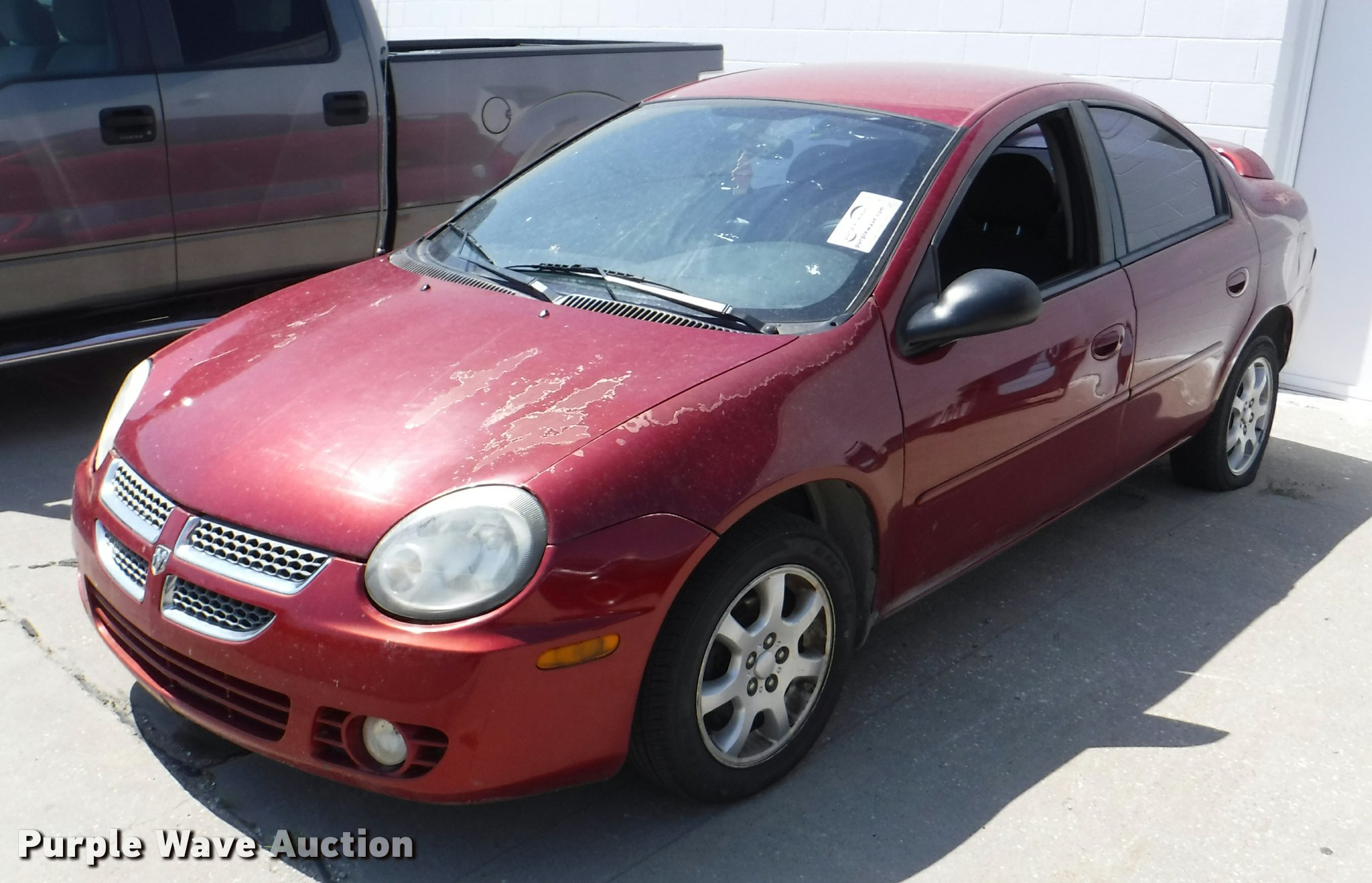 2005 dodge neon sxt | item db3986 | sold! july 11 seized ass