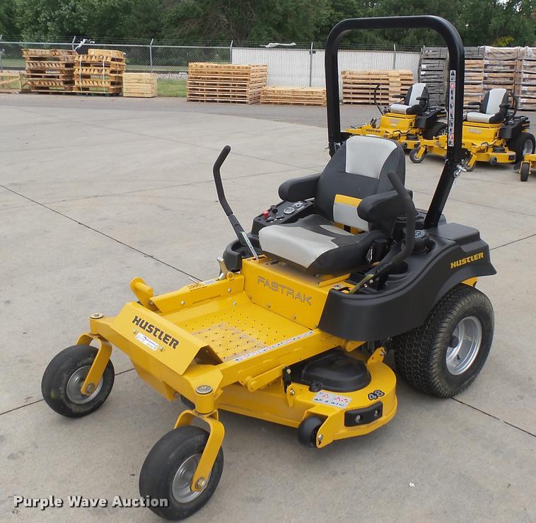 Hustler fast trak hydro-gear