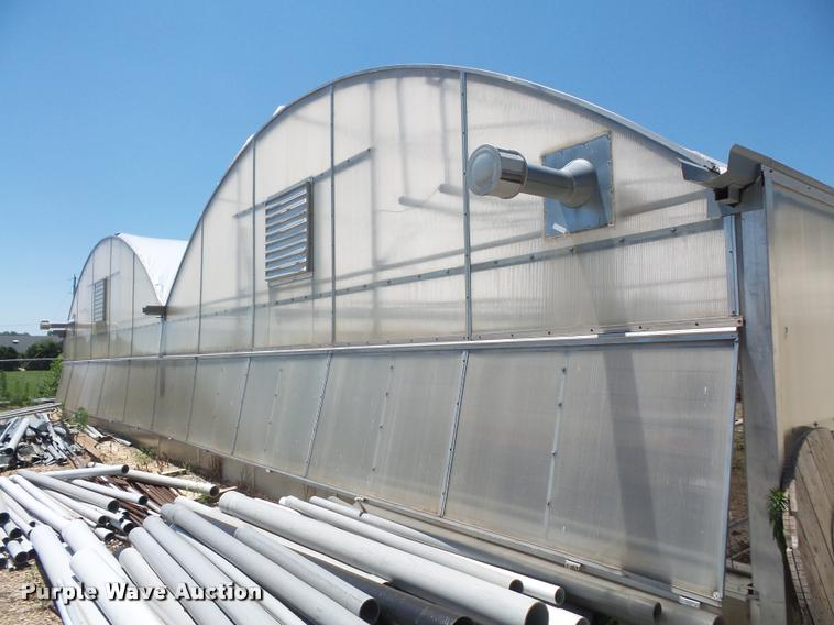Agra Tech Greenhouse Item Da6489 Sold July 19