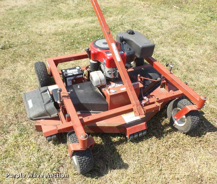 Swisher finish mower | Item DL9639 | SOLD! July 19 Vehicles