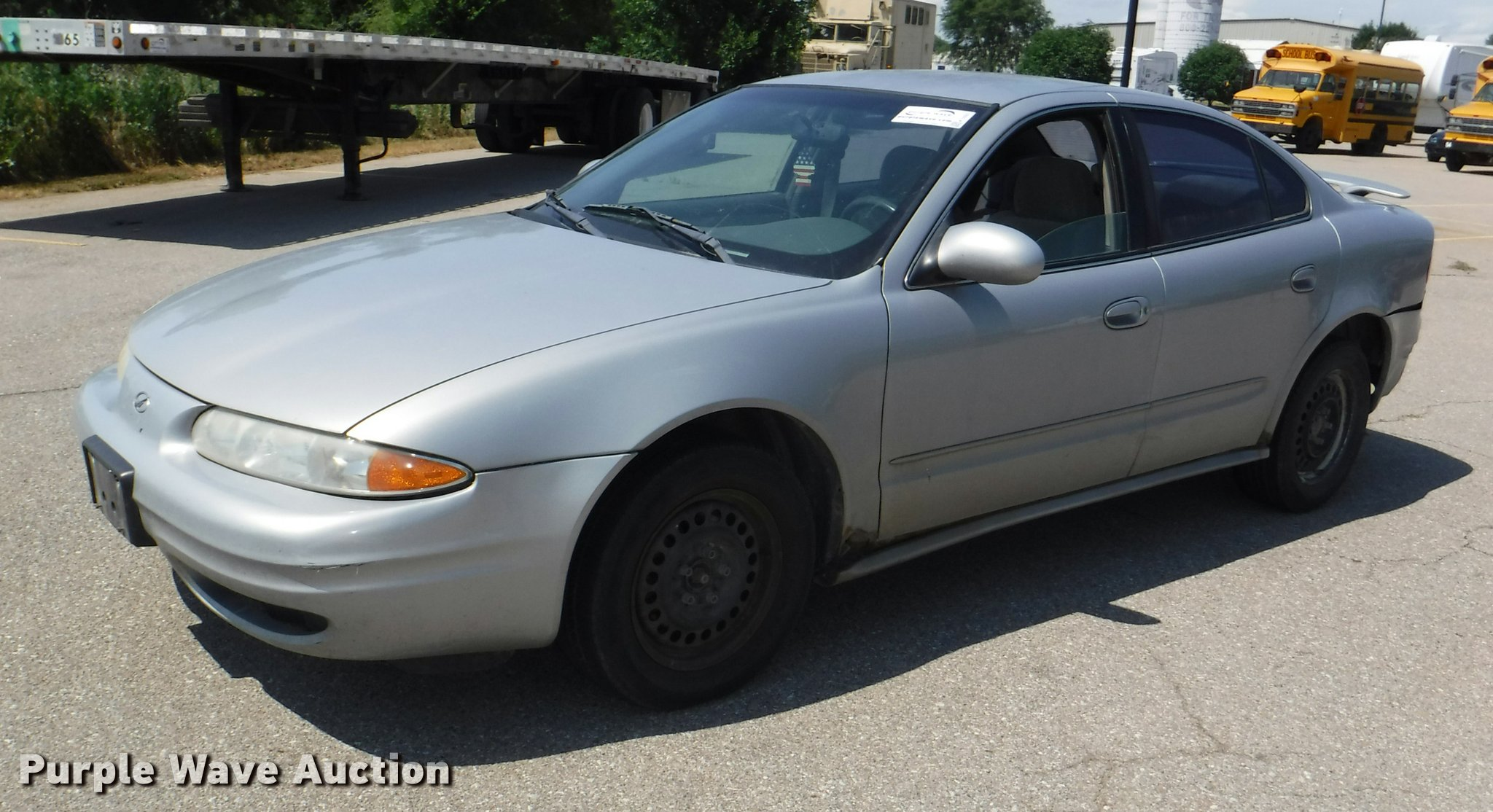 2000 Oldsmobile Alero Item K5920
