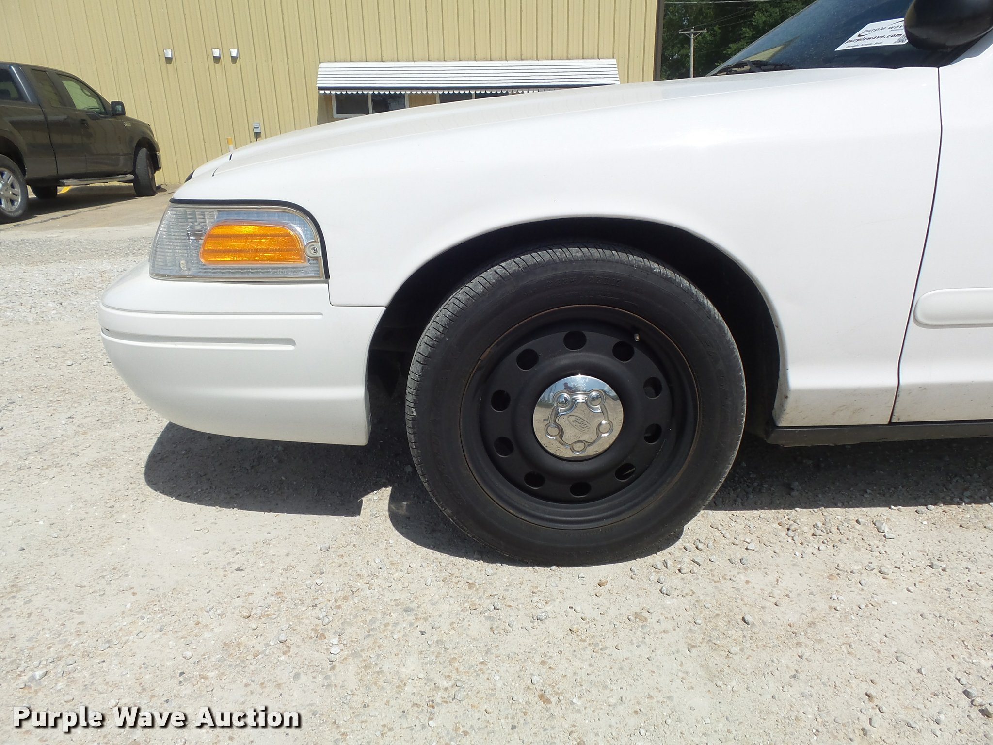 2008 Ford Crown Victoria Police Interceptor In Troy Mo Item