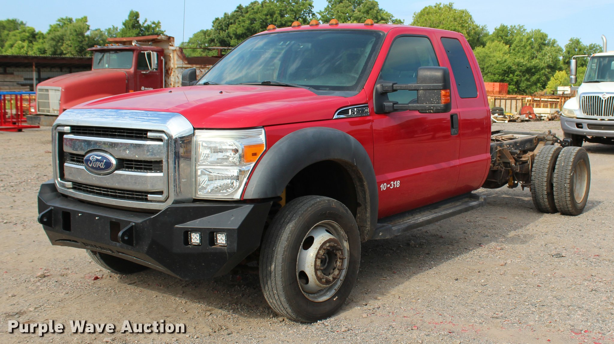 auction sold ford window truck dump sale item size full in for december new
