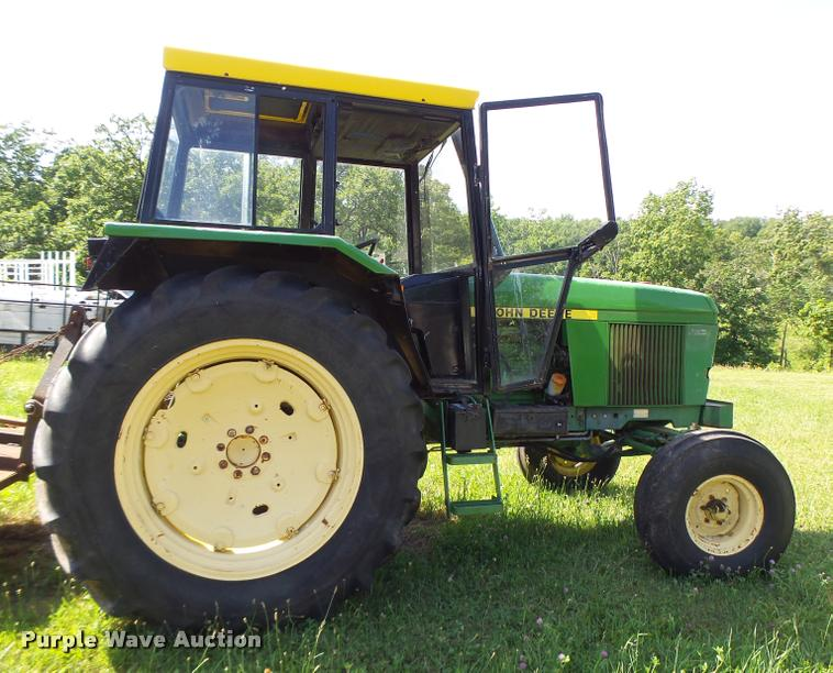 john deere 3040 tractor item db5801 sold july 26 ag equ