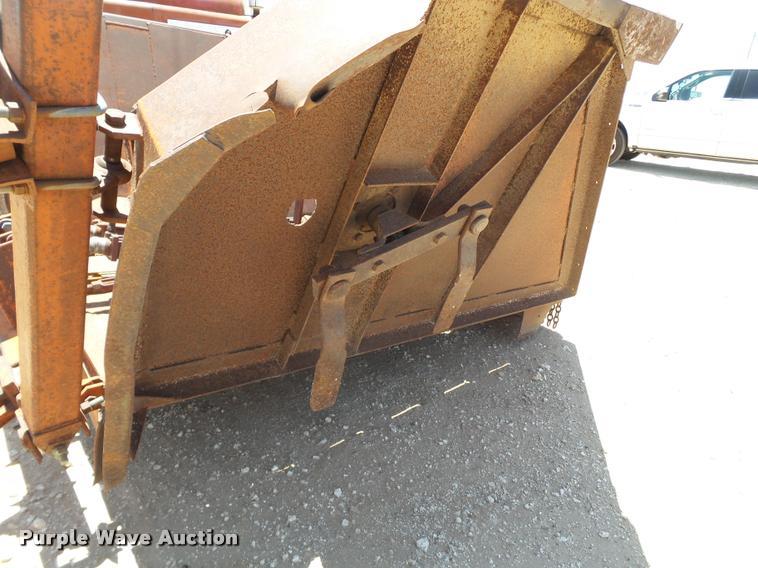 Mohawk 1360 Batwing Rotary Mower Item L6636 7 26 2017