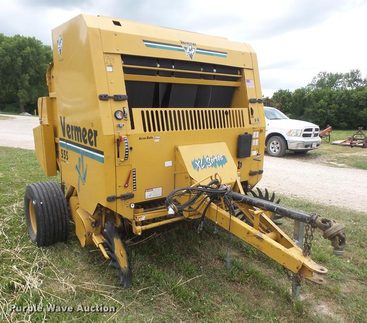 2004 Vermeer 555XL round baler | Item DA1630 | 8-8-2017 on alpine stereo harness, battery harness, pony harness, suspension harness, engine harness, dog harness, nakamichi harness, cable harness, oxygen sensor extension harness, radio harness, electrical harness, obd0 to obd1 conversion harness, pet harness, safety harness, amp bypass harness, fall protection harness, maxi-seal harness,