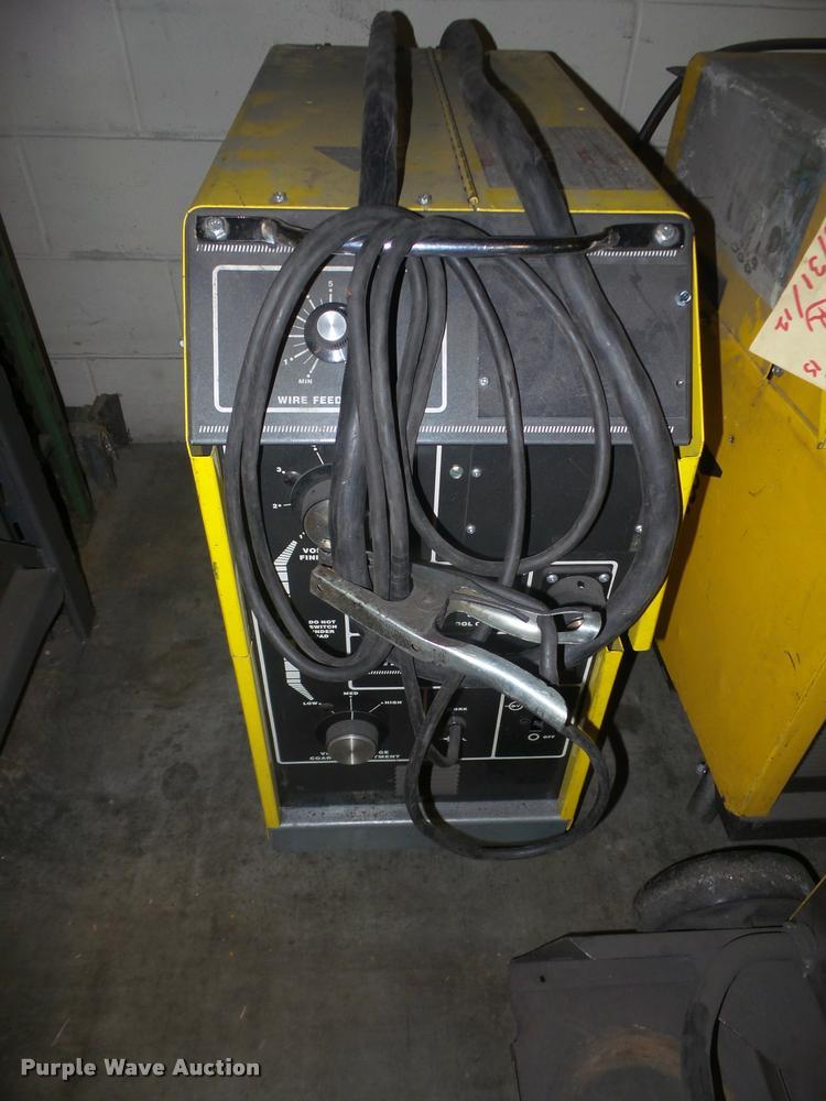 (12) Esab parts welders in Lansing, KS | Item DK9447 sold ...