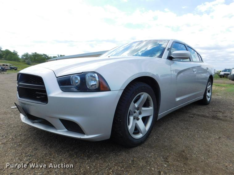 2012 Dodge Charger Police | Item DB9443 | SOLD! August 8 Sta...