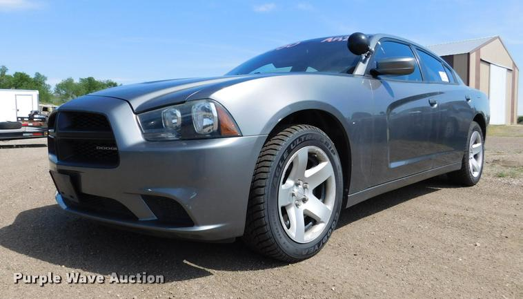 2011 Dodge Charger Police | Item DB9449 | SOLD! August 8 Sta...