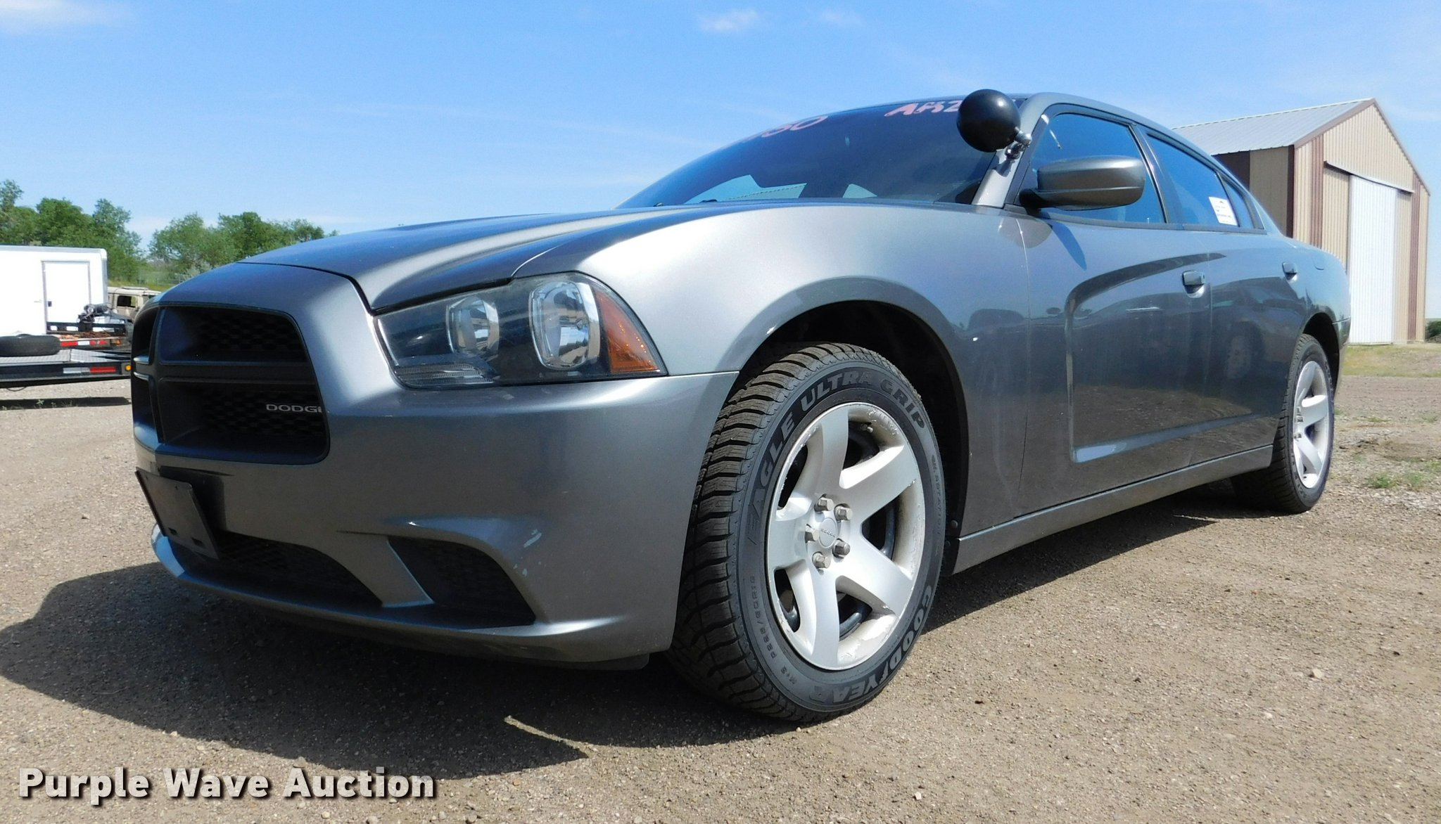 2011 Dodge Charger Police Item DB9449