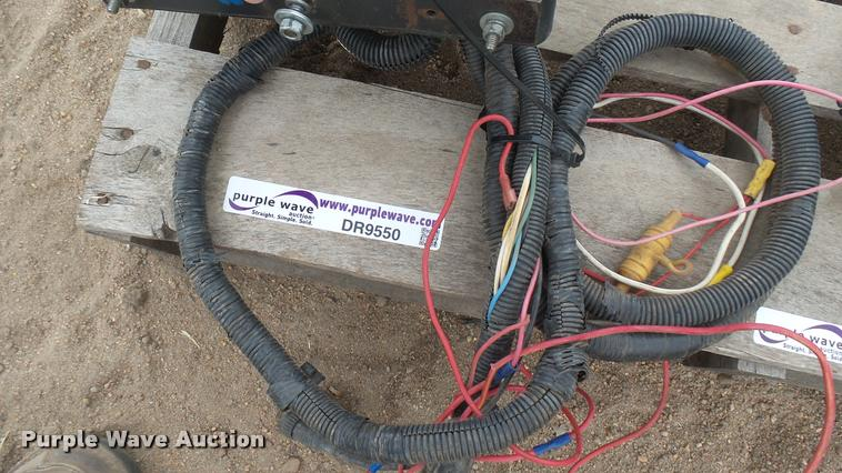 Raven Scs440 Nvm Sprayer Control In Kinsley Ks Item Dr9550 Sold Purple Wave