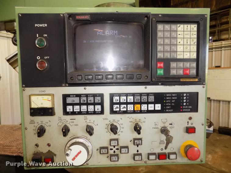 Mori Seiki MV Junior CNC milling machine   Item DA3064   SOL