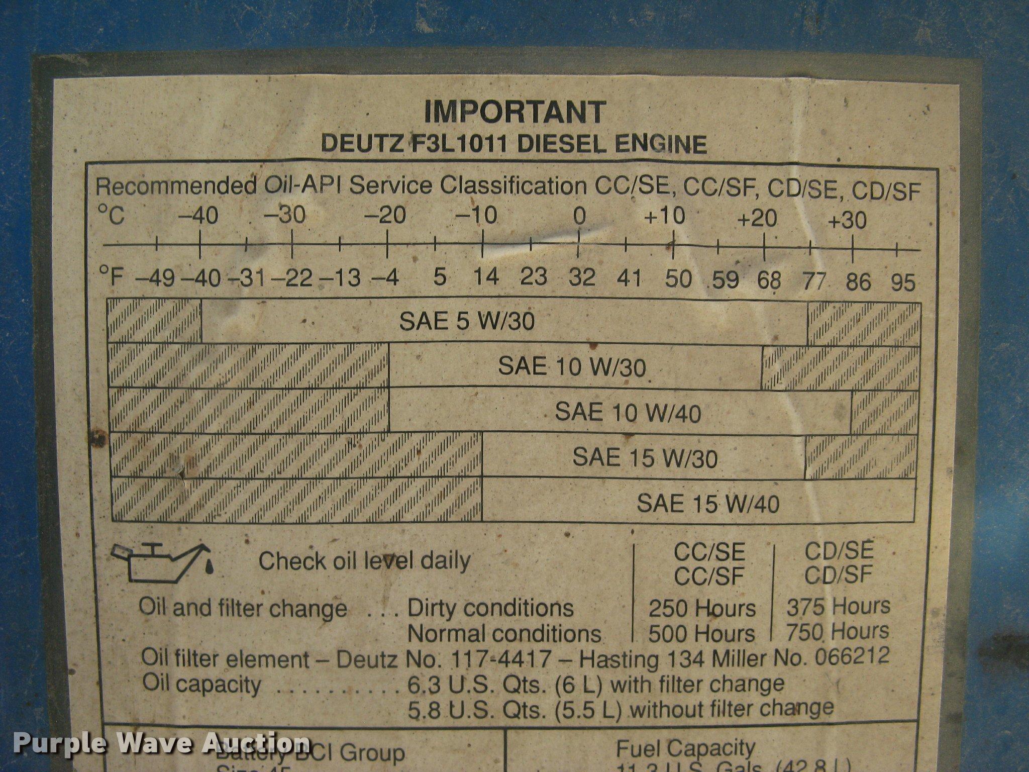 Miller Big 30A DC welder/generator | Item AR9774 | SOLD! Aug