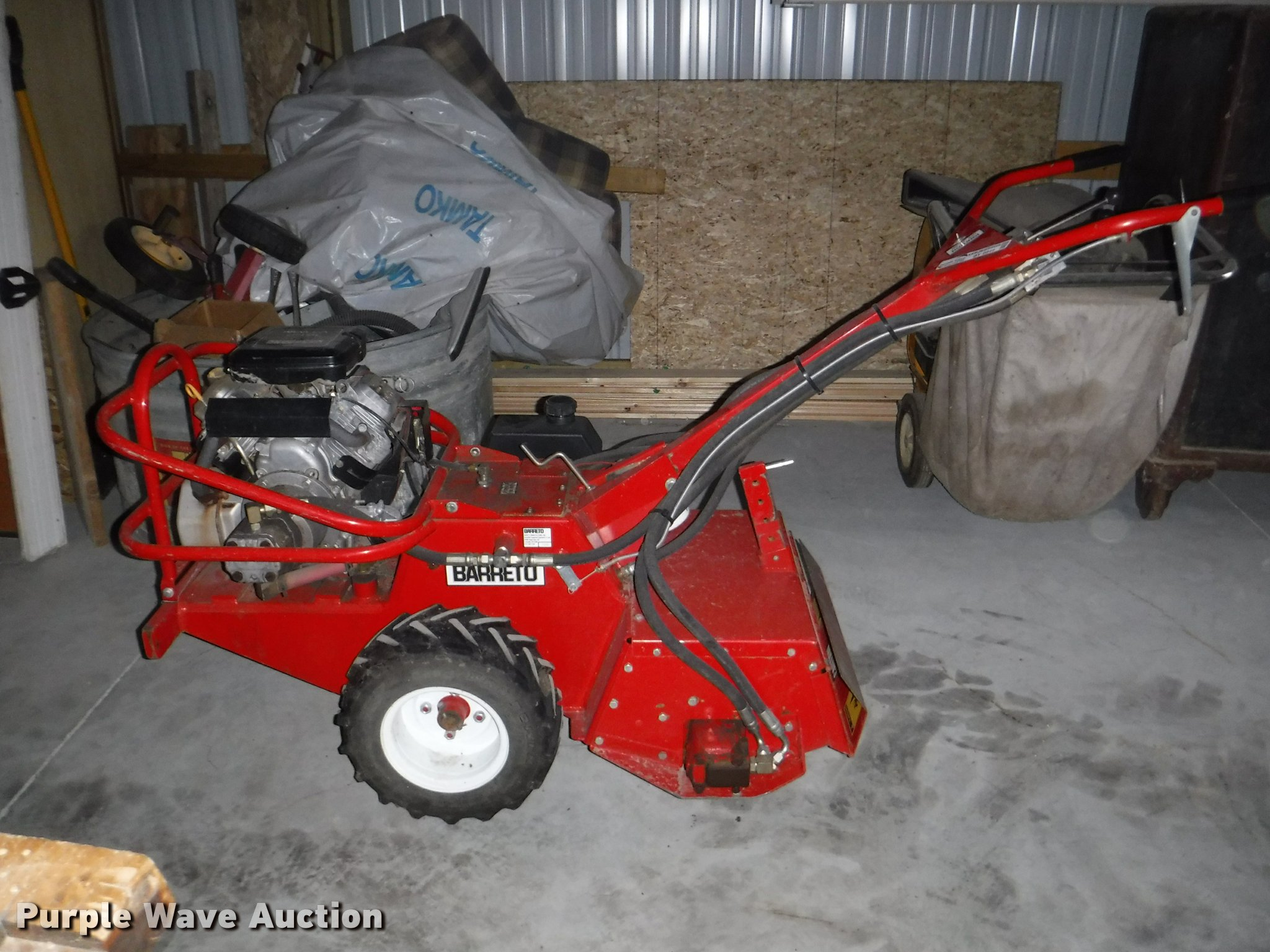may item tine garden sold troy sale auction bilt for window in rear roto new full tiller size