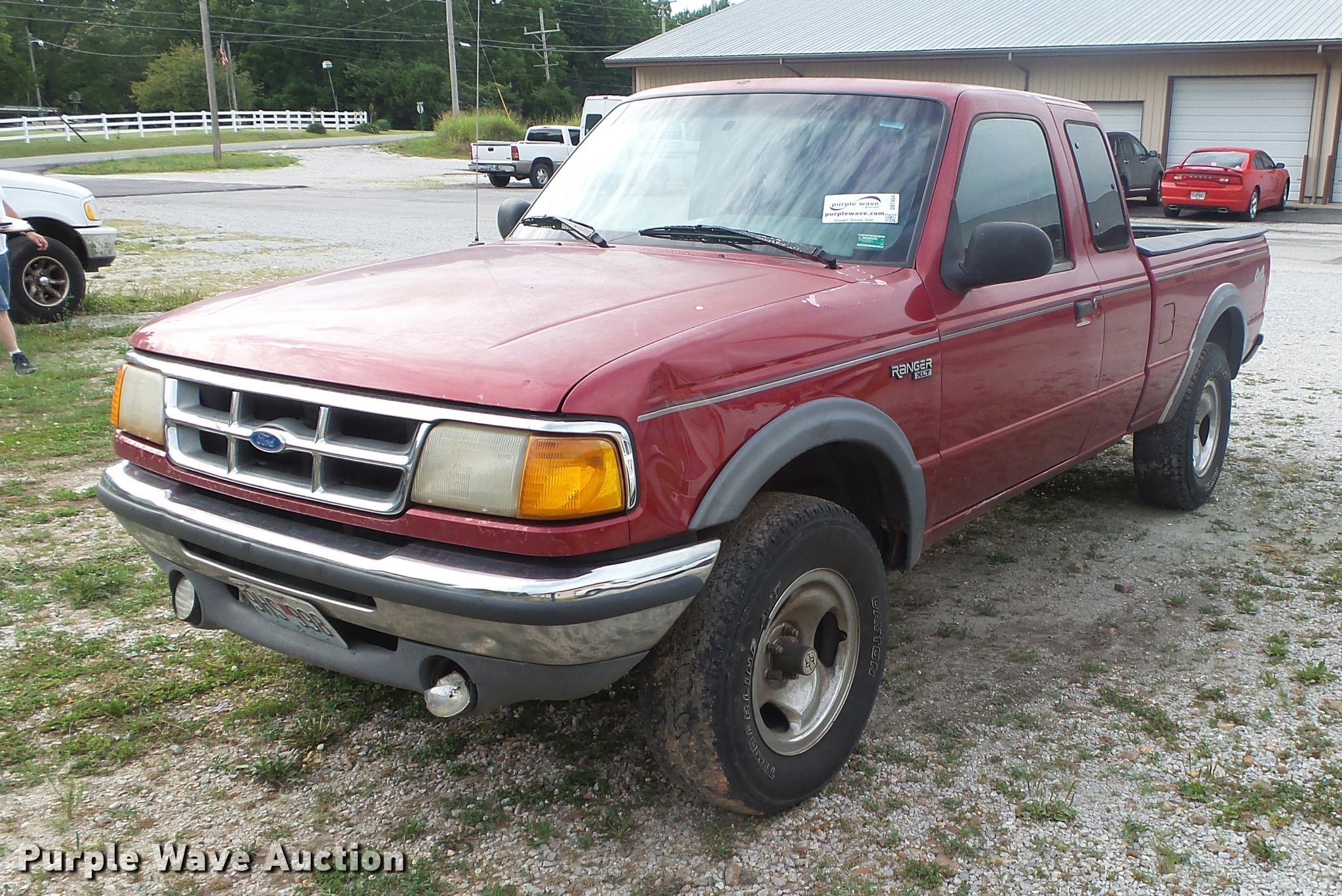 Db7464 image for item db7464 1994 ford ranger