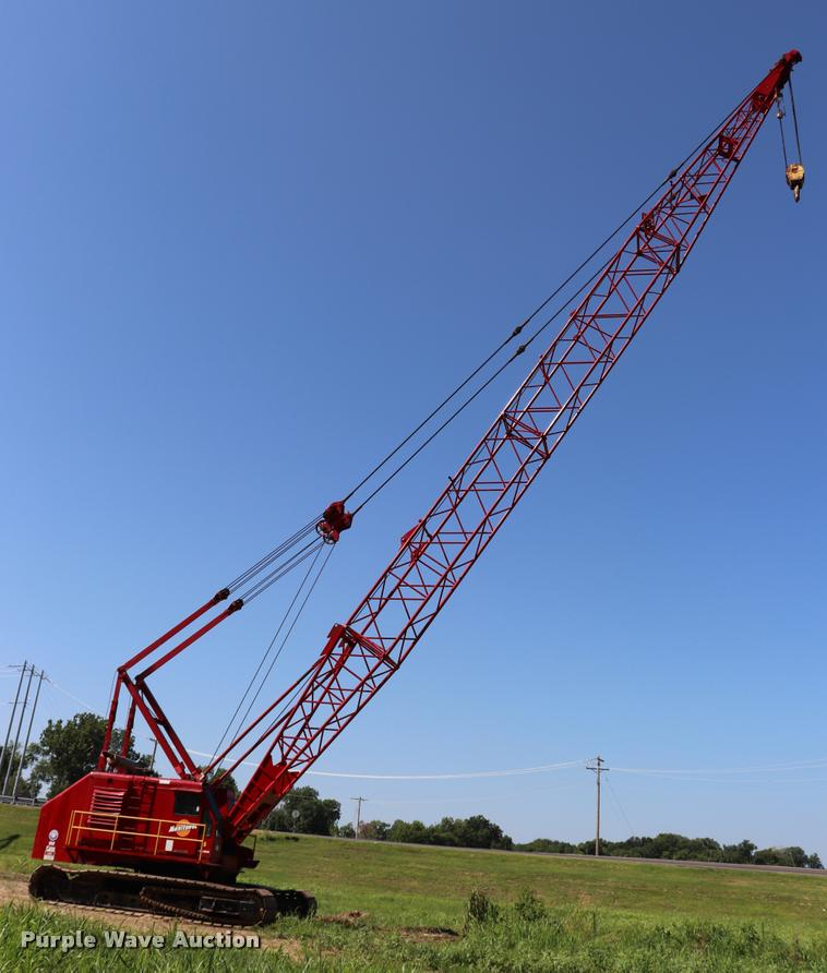 Construction Equipment Auction In Tulsa, Oklahoma By