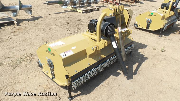 Land Pride FM2560 flail mower | Item DR9448 | SOLD! August 2