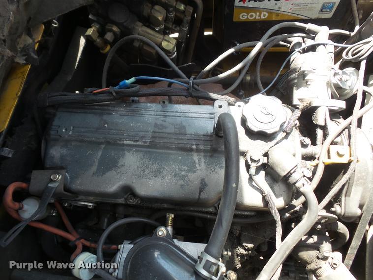 Yale GLC050 forklift | Item DA1730 | SOLD! August 30 Vehicle