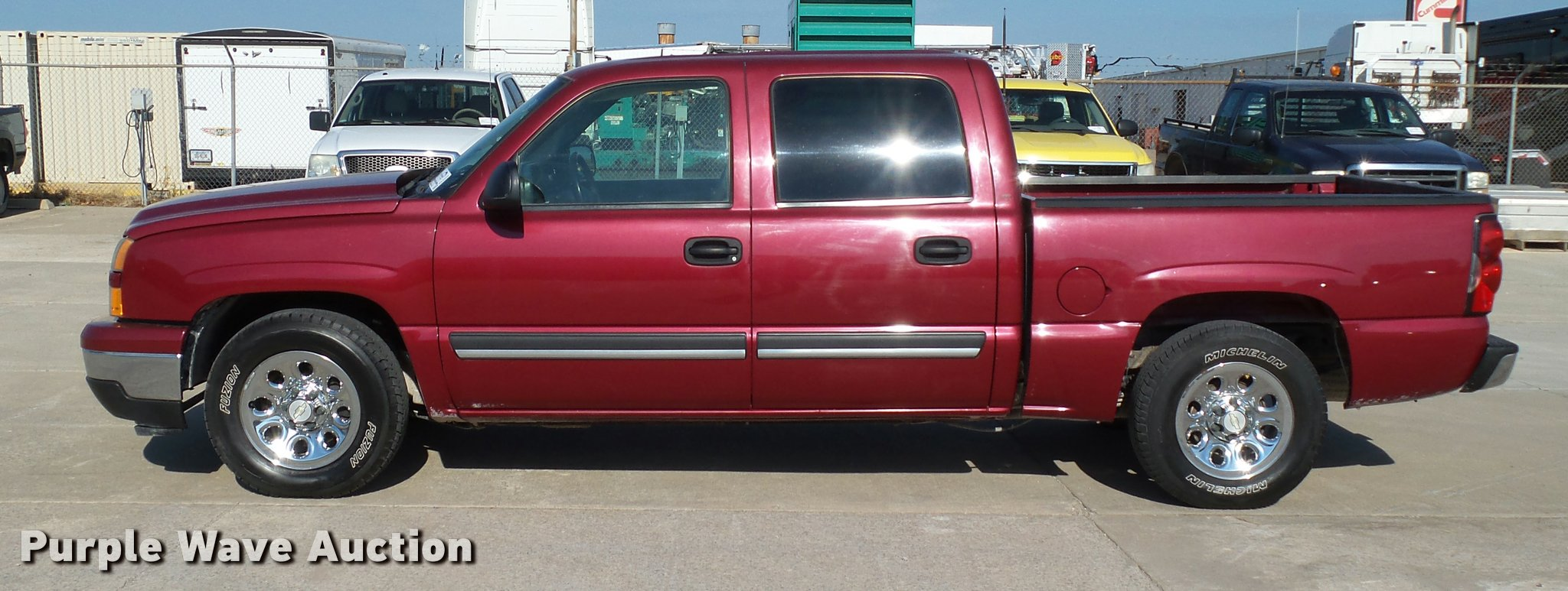 2006 Chevrolet Silverado 1500 Crew Cab pickup truck | Item D...