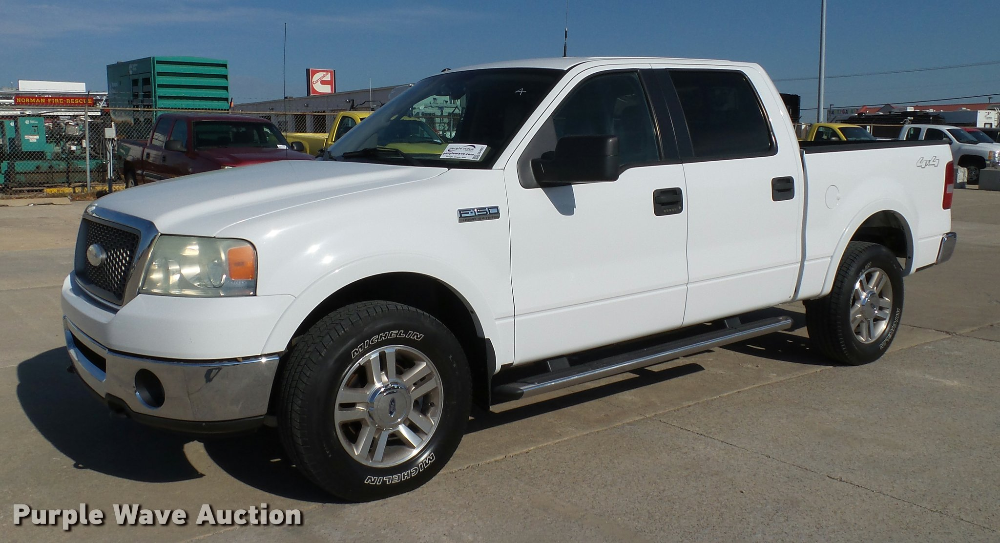Db4057 image for item db4057 2006 ford f150