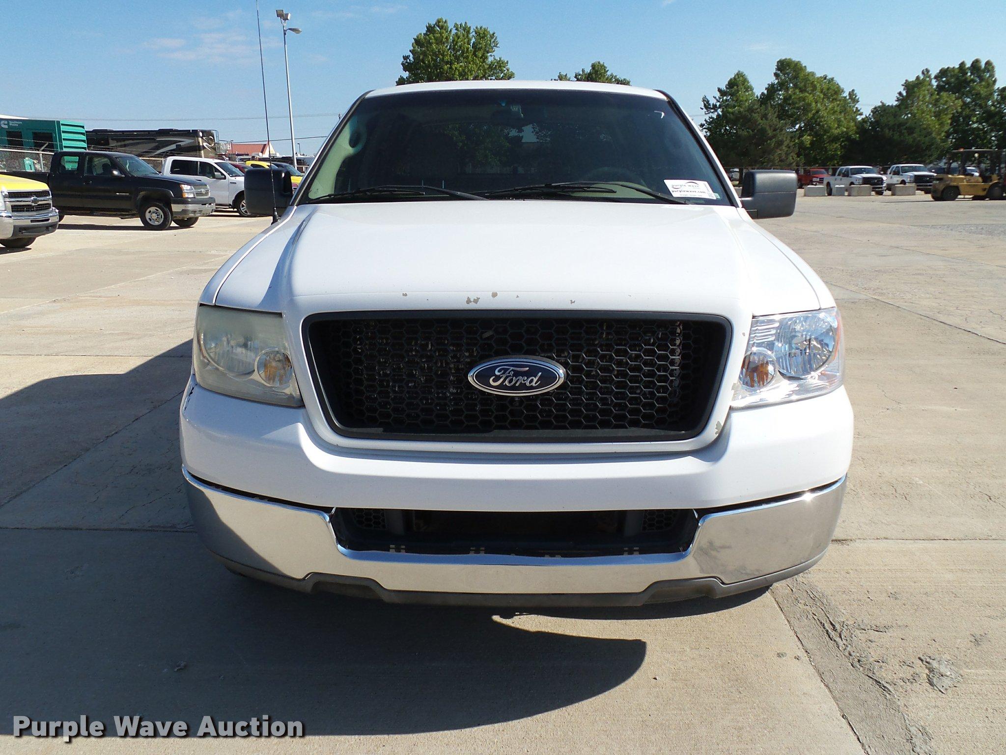 2004 Ford F150 Xlt Supercrew Pickup Truck Item Db4060 So F 150 Full Size In New Window