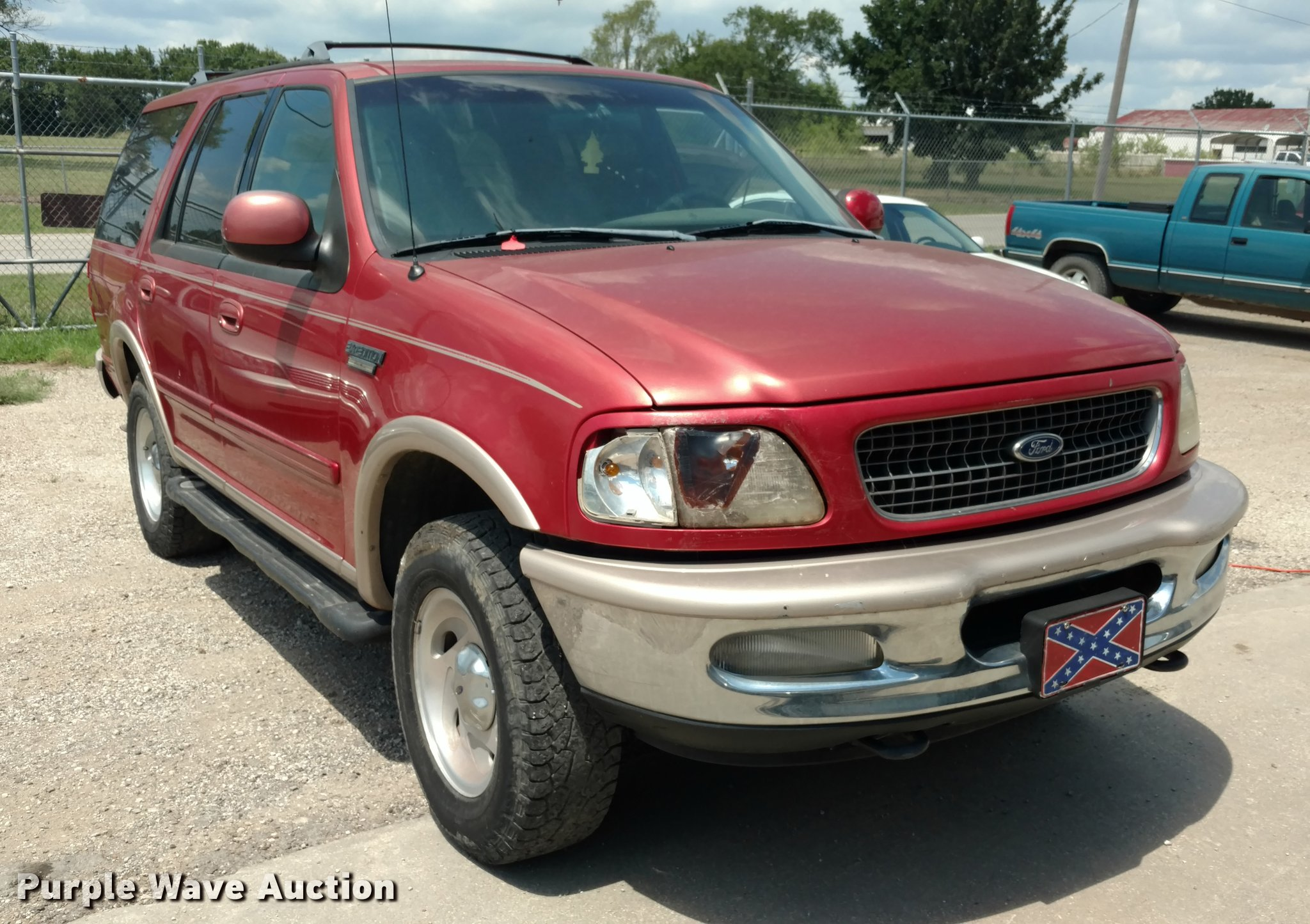 Di9806 image for item di9806 1998 ford expedition suv