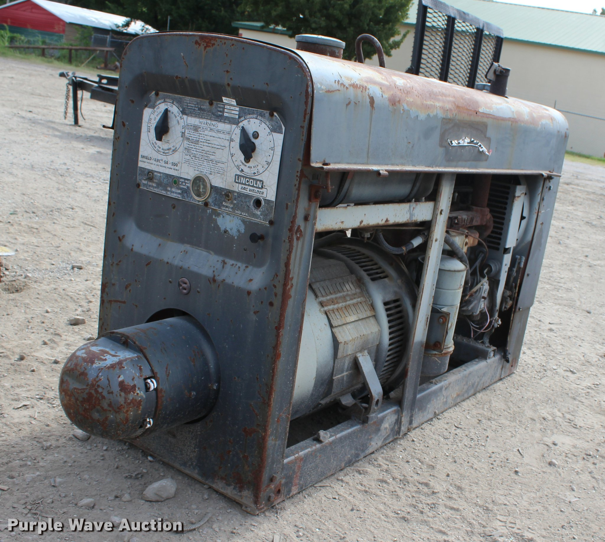 Lincoln Sa 200 Radiator For Sale Welder Full Size In New Window Repair Parts From Weldmart Sa200