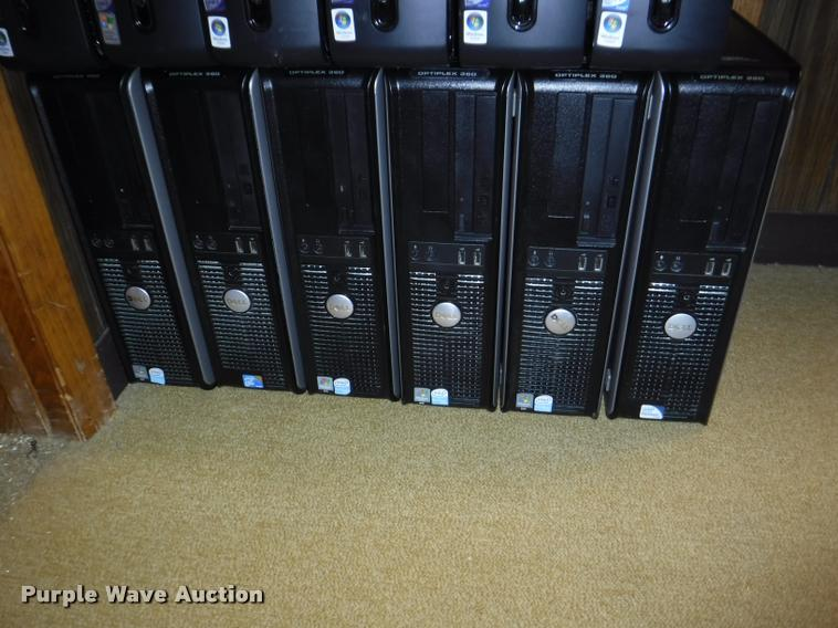 7) Dell Optiplex 360 CPU | Item BY9865 | SOLD! September 12