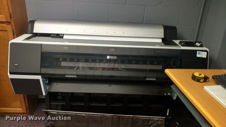 Epson Stylus Pro 9700 printer | Item G1409 | SOLD! September
