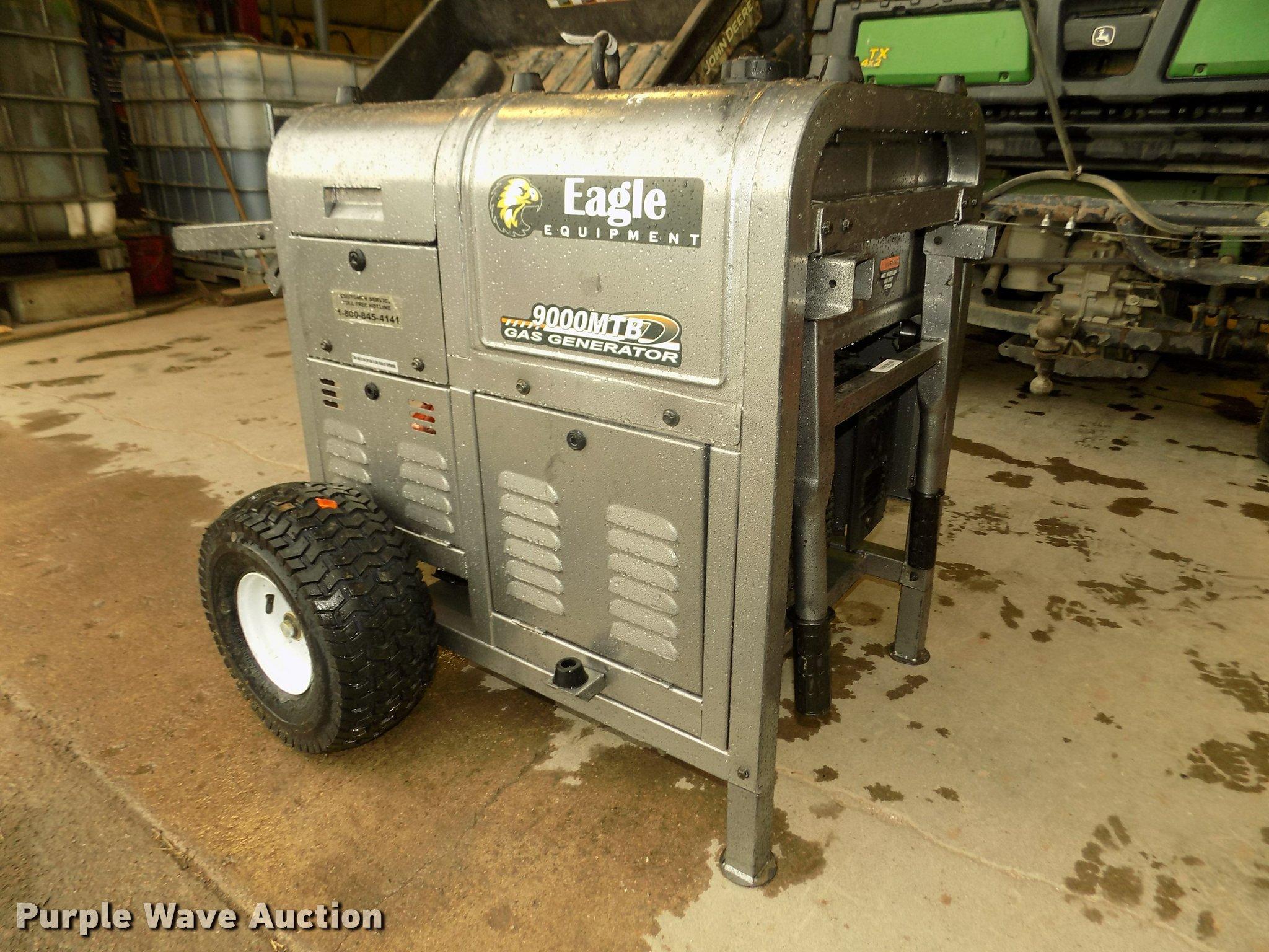 Eagle 9000MTB generator | Item DO9164 | SOLD! September 13 V