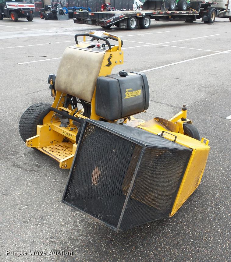 Wright Stander lawn mower   Item DC2722   SOLD! September 19