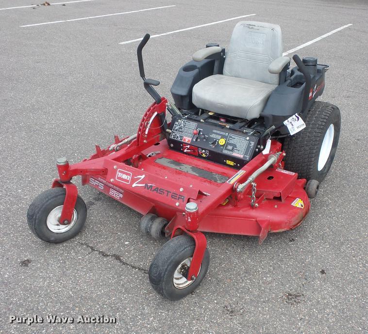 Toro Zmaster Z149 lawn mower | Item DC2726 | SOLD! September