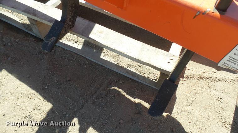 Land Pride GS0560 grading scraper   Item DE9670   SOLD! Sept
