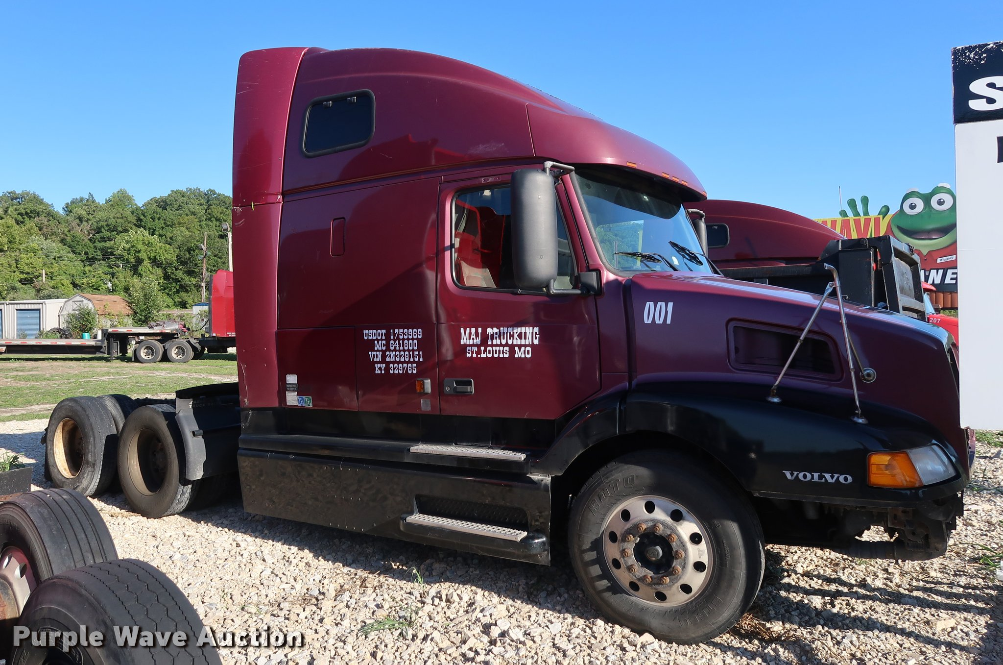 item august window sold new wia for sale semi gove in full truck trucks size volvo auction