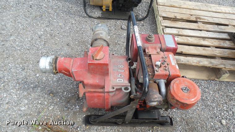 Item 3 Nos Homelite Trash Pump 62961 Air Filter 9hy 1a 9s3 9tp3 9a115