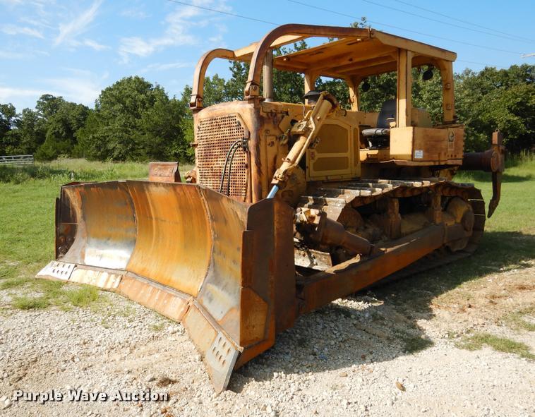 Caterpillar D7G dozer | Item DC5994 | SOLD! September 28 Con