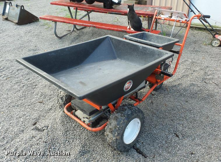 DR Power Wagon concrete buggy   Item DD1581   SOLD! Septembe
