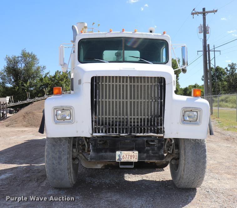Trucks For Sale In Oklahoma Under 5000 >> 1996 International Paystar 5000 Ready Mix Truck Item Dq931
