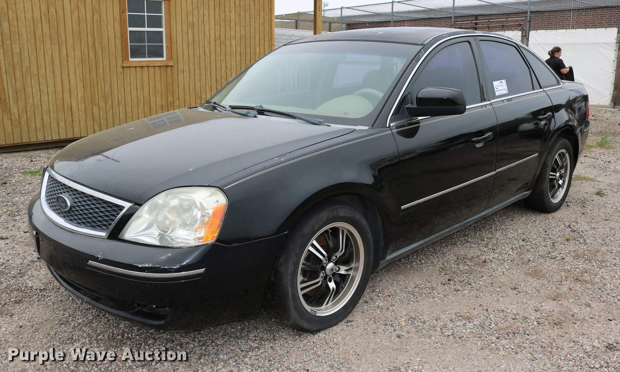 Dd0219 image for item dd0219 2005 ford five hundred