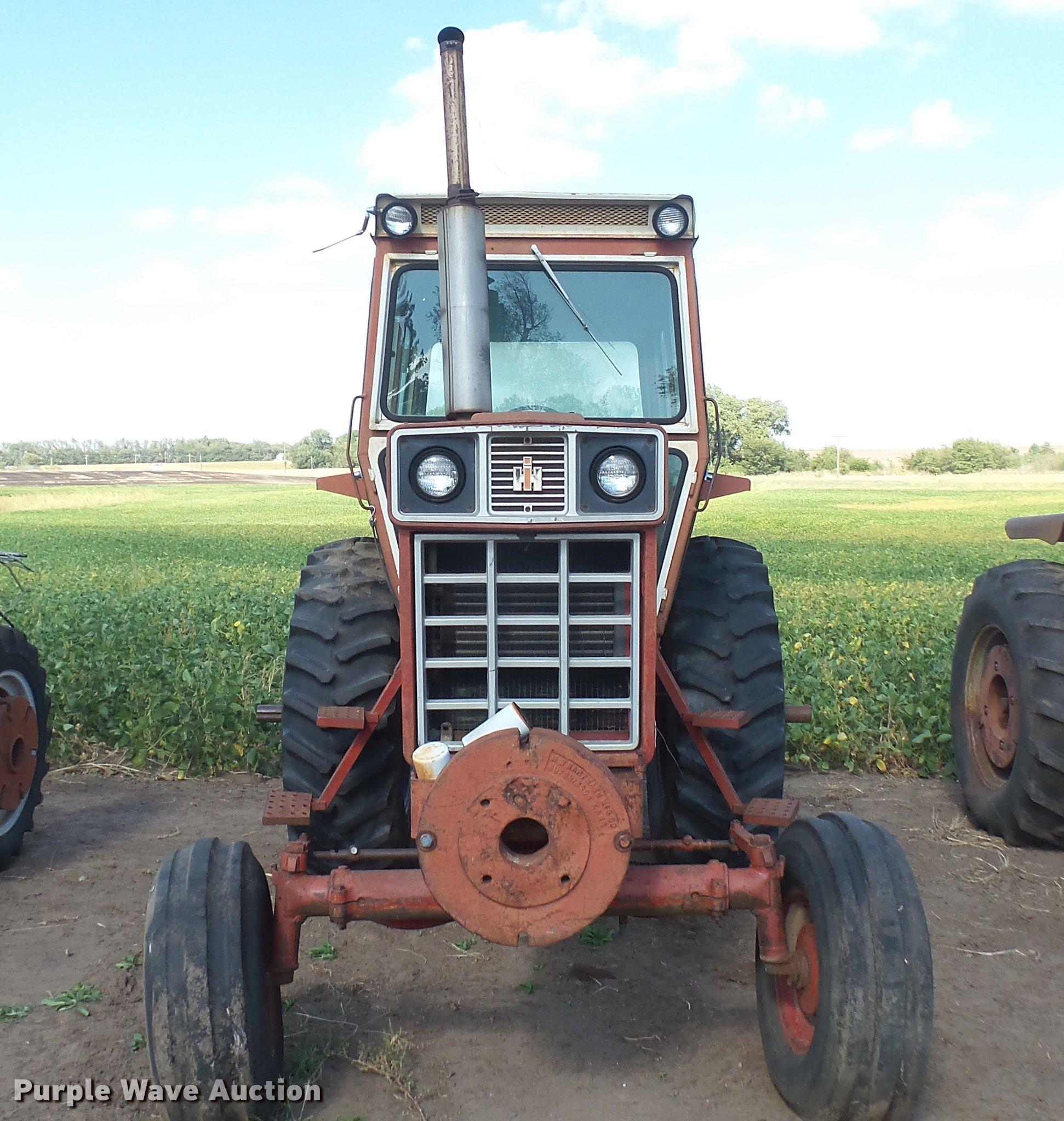 ... International 966 tractor Full size in new window ...