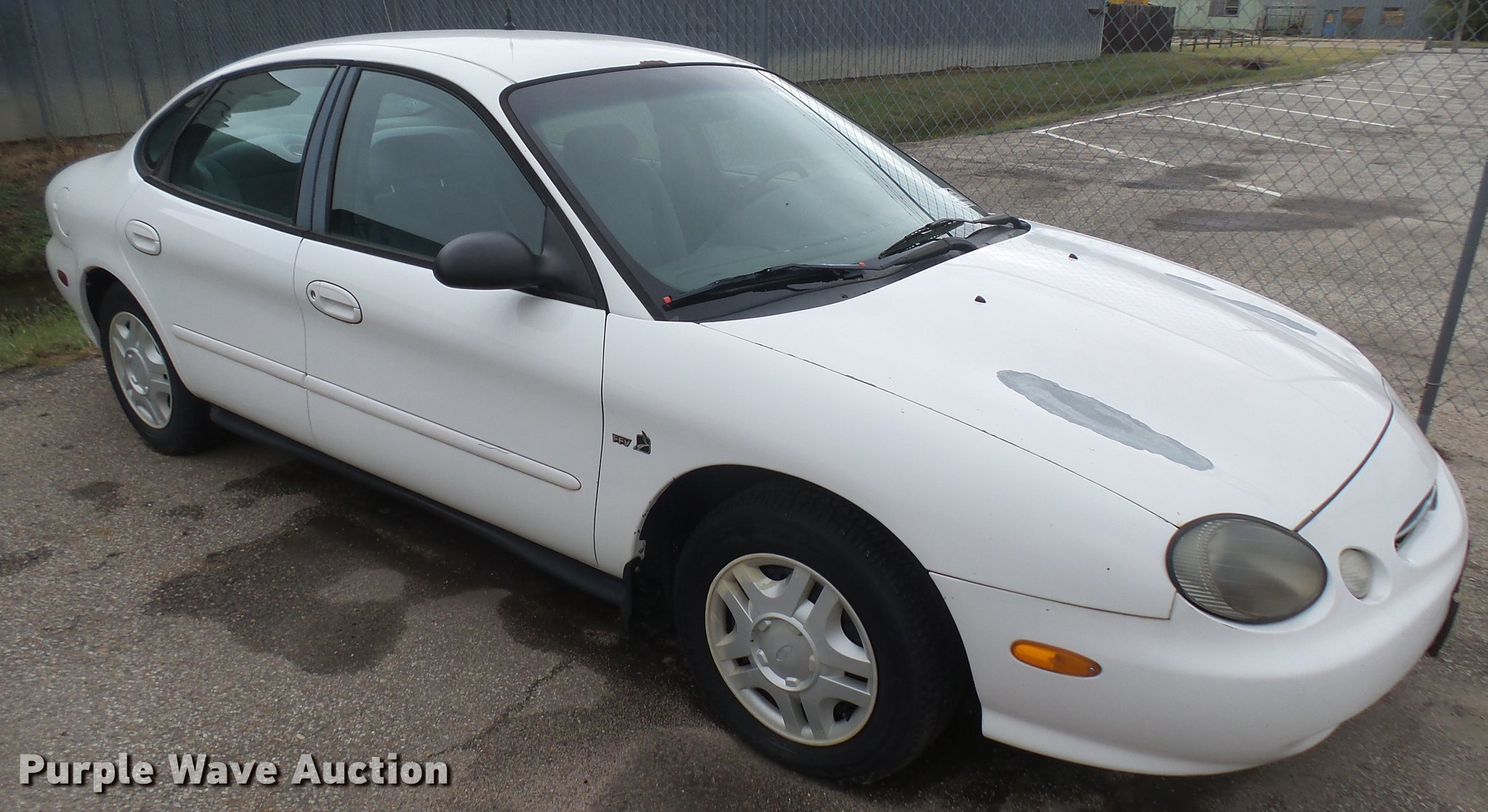 Dc2485 image for item dc2485 1999 ford taurus lx