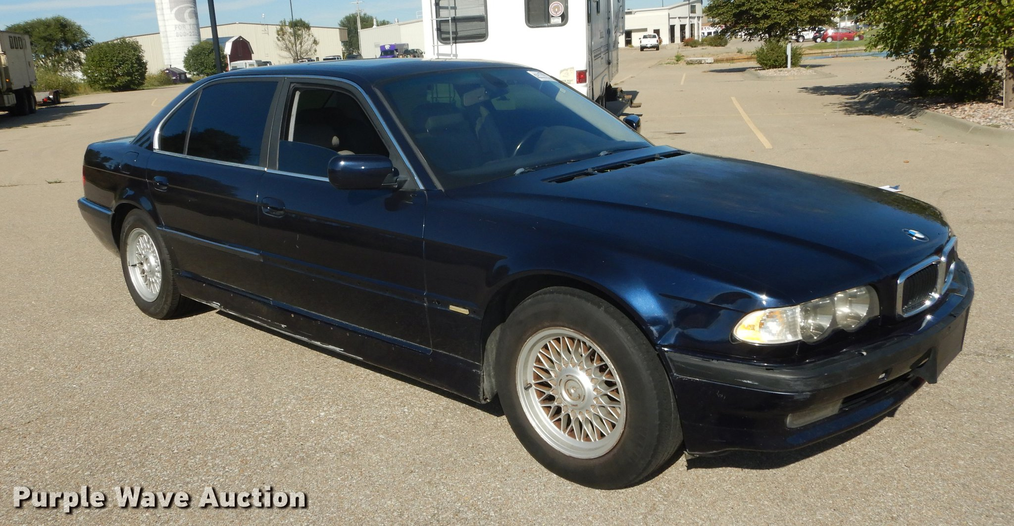 2001 BMW 740iL | Item DD0755 | SOLD! October 25 Vehicles and