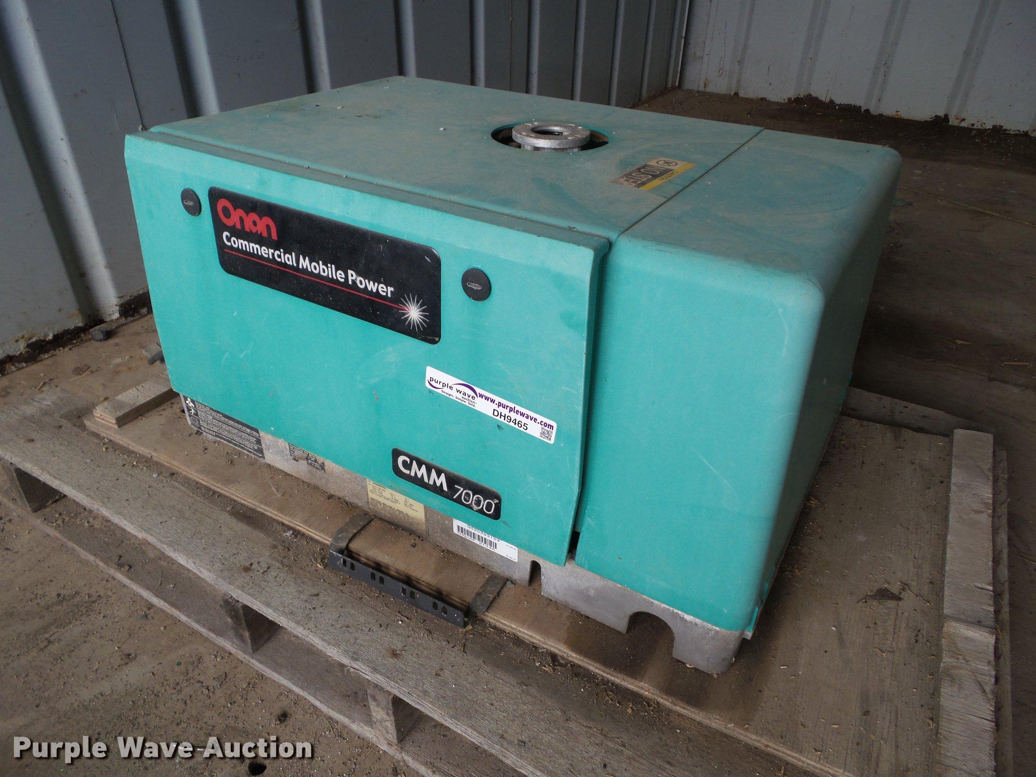 Mesmerizing Onan 7000 Generator Wiring Diagram Ideas - Best Image ...
