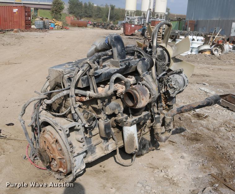 Cummins M11-330E 10 8L six cylinder turbo diesel engine | It