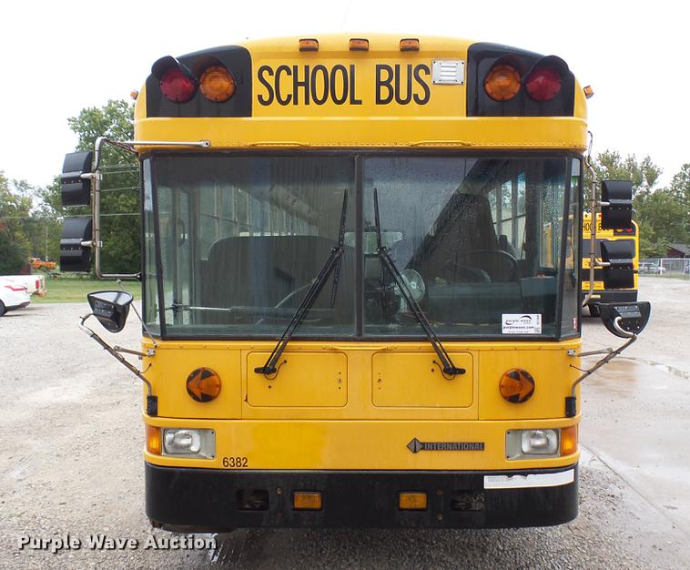 1999 International AmTran school bus | Item DC1800 | SOLD! N