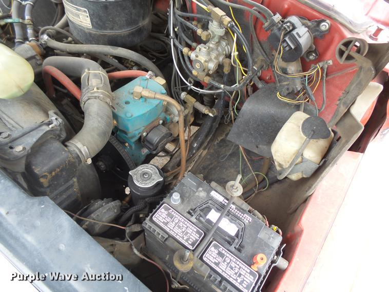 1985 GMC 7000 fire truck | Item DC3825 | SOLD! November 7 Go...  Gmc Engine Wiring Diagram on 1985 gmc fuse box diagram, 1986 gmc wiring diagram, 1991 gmc wiring diagram, 1985 gmc fuel tank, 1985 gmc parts, 1985 toyota pickup vacuum diagram, 1985 gmc engine diagram, gmc s15 wiring diagram, 2008 toyota tundra wiring diagram, 2007 toyota tacoma wiring diagram, 2011 toyota tacoma wiring diagram, 1985 gmc body, 1984 gmc wiring diagram, 85 corvette wiring diagram, 1985 gmc steering column diagram, 1985 gmc vacuum diagram, gmc sierra wiring diagram, 1985 gmc brakes diagram, 86 corvette dash wiring diagram,