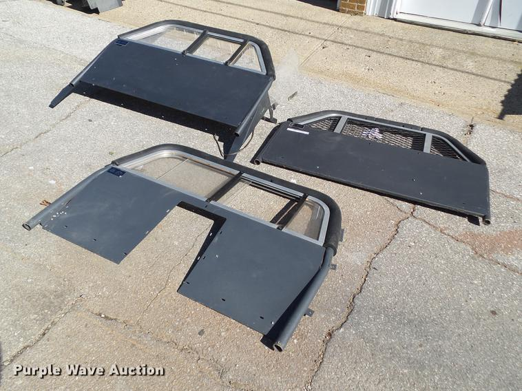 3) Setina cage/roll bar partitions | Item DH9499 | SOLD! No
